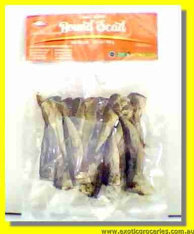 Dried Salted Round Scad