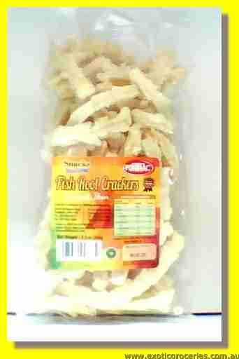 Fish Root Crackers