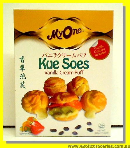 Kue Soes Vanilla Cream Puff Mix (Halal)