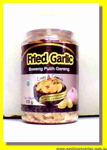 Fried Garlic Bawang Putih Goreng
