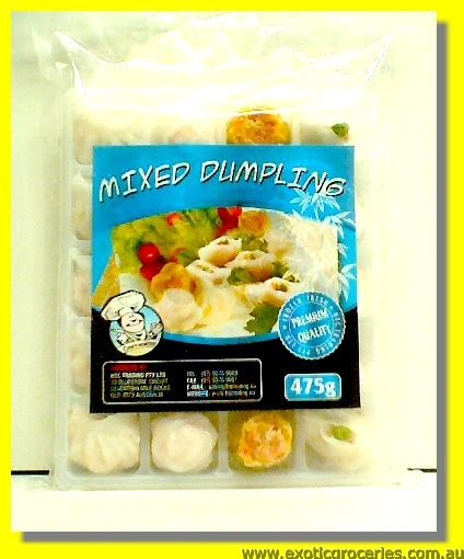 Frozen Mixed Dumpling 20pcs