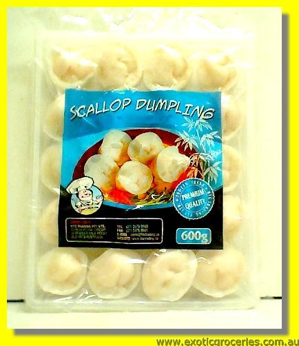 Frozen Scallop Dumpling 20pcs