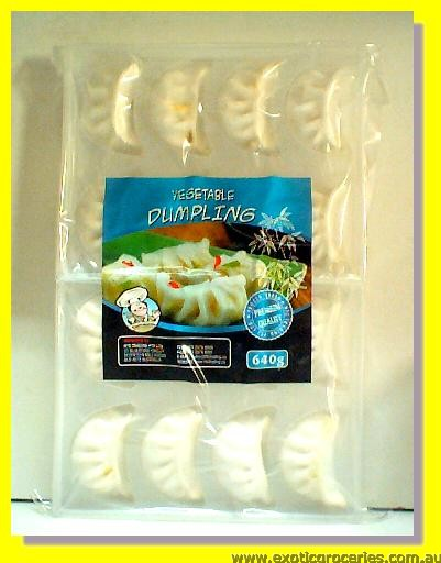 Vegetable Dumpling 16pcs