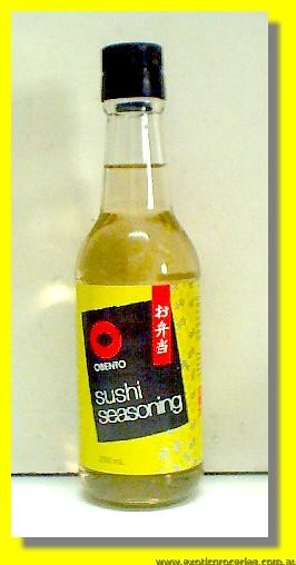 Sushi Seasoning (Sushi Vinegar)