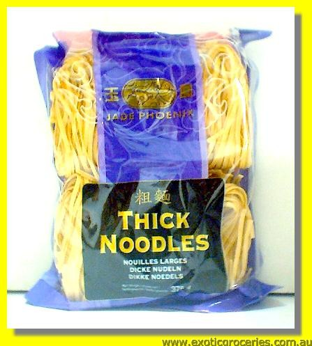 Dried Thick Noodle