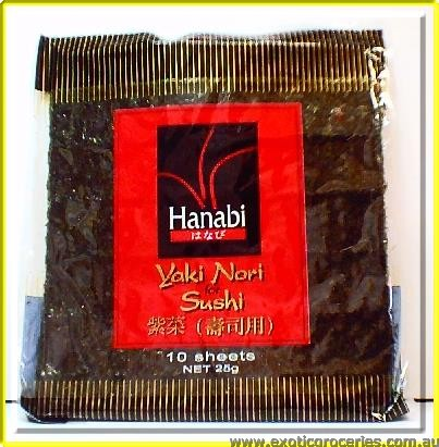 Yaki Nori for Sushi 10sheets