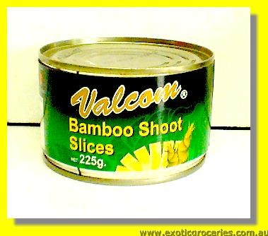 Bamboo Shoot Slice