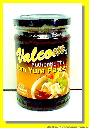 Authentic Thai Tom Yum Paste