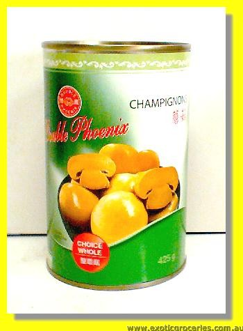 Champignons Whole