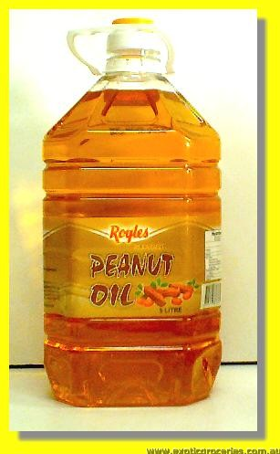 Blended Peanut Oil