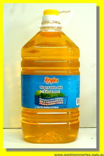 Vegetable Oil Lite Taste
