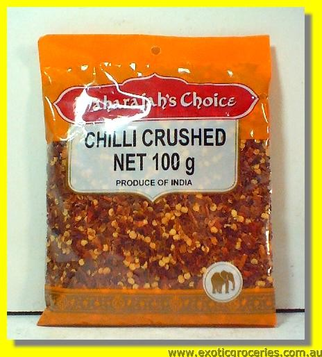 Crushed Chilli Coarse