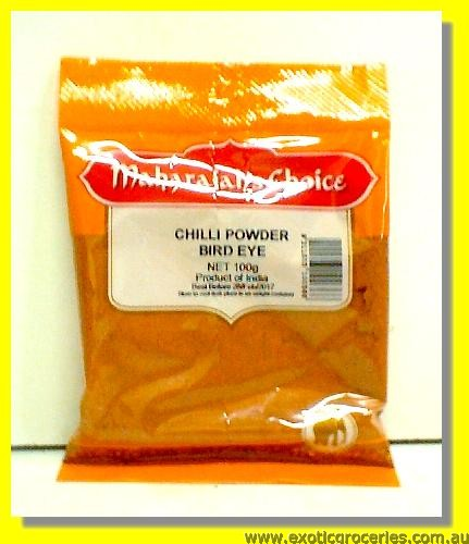 Bird Eye Chilli Powder