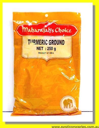 Turmeric Ground