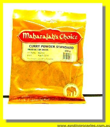 Curry Powder Standard