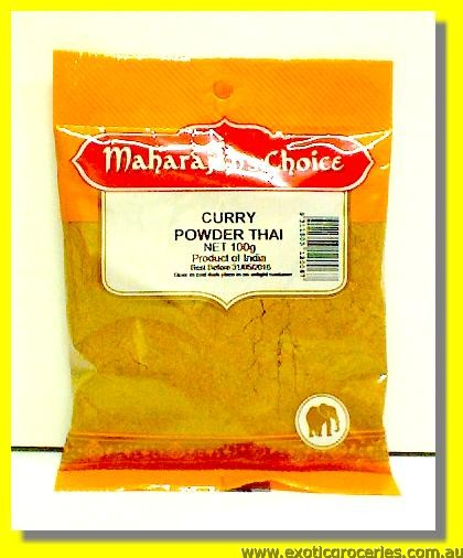 Curry Powder Thai