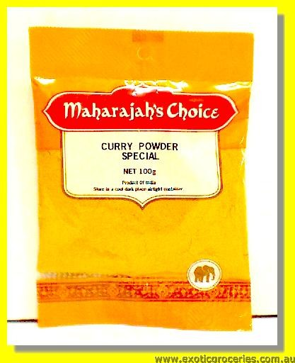 Curry Powder Special