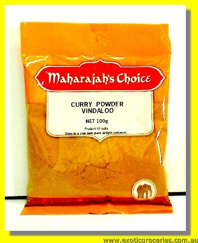 Curry Powder Vindaloo