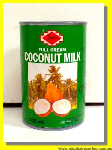 Coconut Milk (Full Cream)