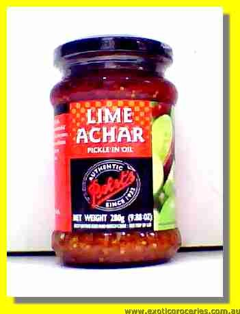 Lime Achar Pickle in Oil