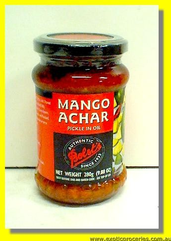 Mango Achar (Pickle In Oil)