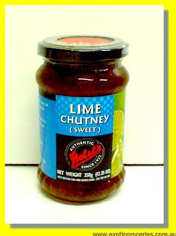 Lime Chutney (Sweet)