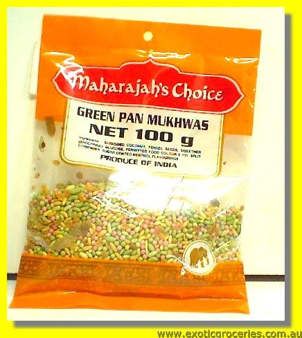 Green Pan Mukhwas