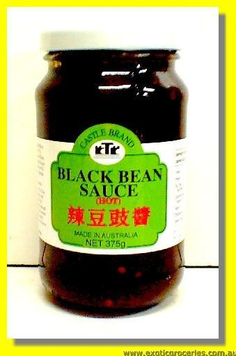 Black Bean Sauce Hot