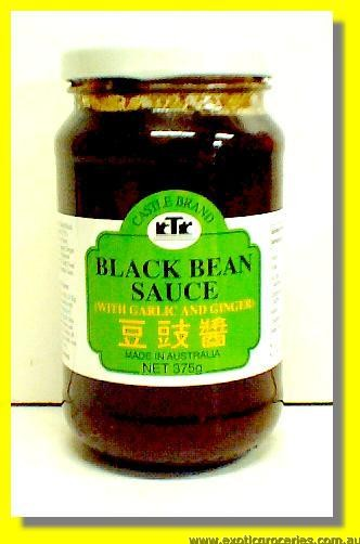 Black Bean Sauce with Garlic & Ginger