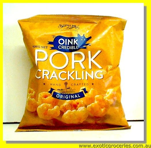 Pork Crackling Original