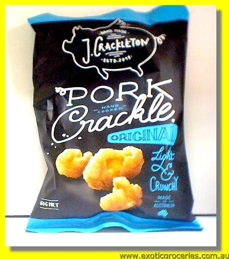 Pork Crackle Original Flavour