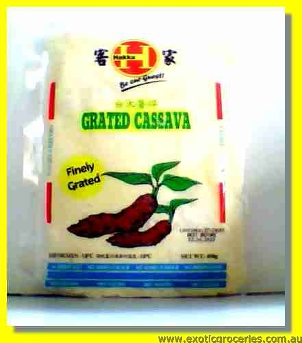 Grated Cassava (Product Of Fiji)