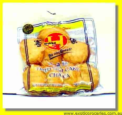 Frozen Fried Fish Cakes