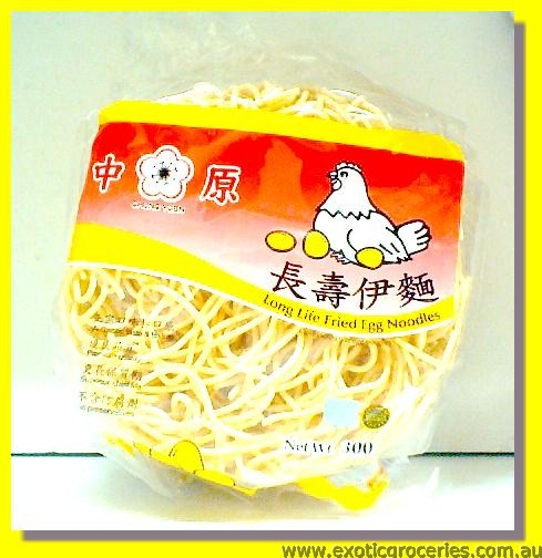 Long Life Fried Egg Noodles