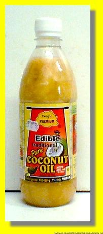 Pure Coconut Oil Traditional Style
