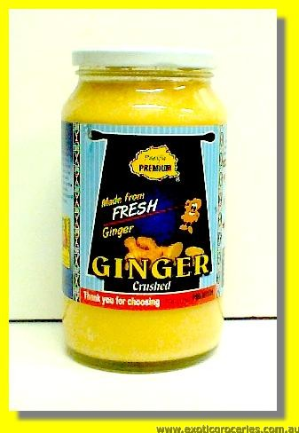 Crushed Ginger