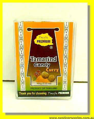 Tamarind Candy Curry Flavour