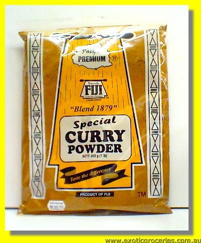 Special Curry Powder