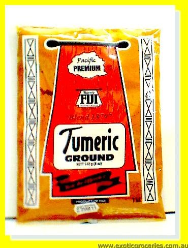 Tumeric Ground