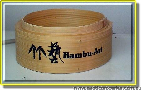 "5"" Bamboo Steamer Base"