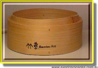 Bamboo Steamer Base 6""