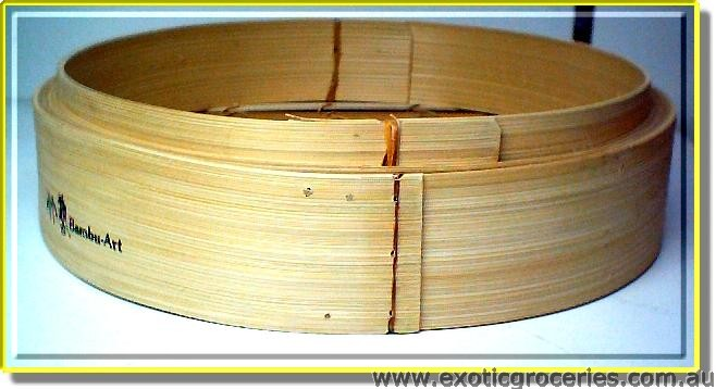 "Bamboo Steamer 12"" Base Only"