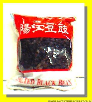 Salted Black Bean