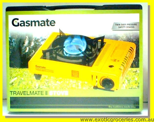 Gas Stove Travel Mate II