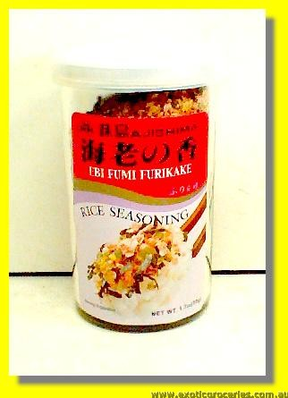 Ebi Fumi Furikake Rice Seasoning Shrimp Flavour