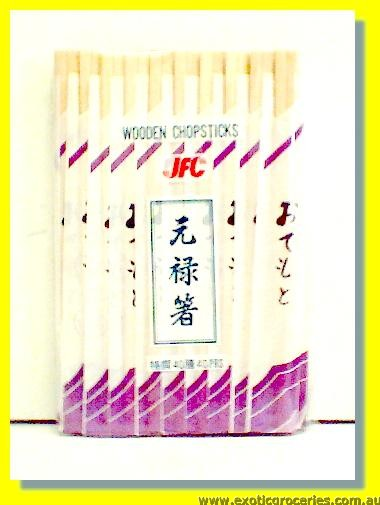 Disposable Wooden Chopsticks 40pairs