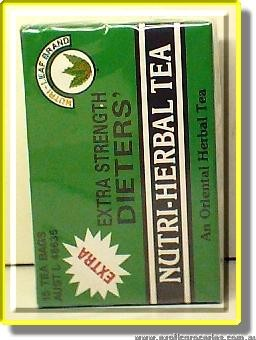 Extra Strength Dieters Nutri-Herbal Tea