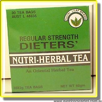 Nutri-Herbal Tea