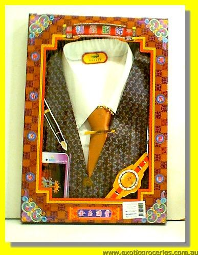 Joss Paper Clothes & Accessory Set for Men