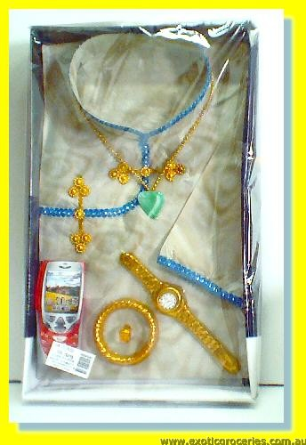 Joss Paper Clothes & Accessory Set for Ladies
